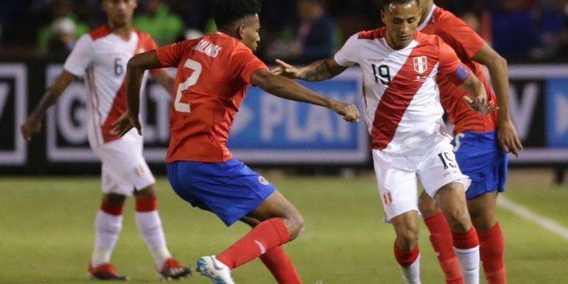 Перу – Коста-Рика. Прогноз на матч 06.06.2019