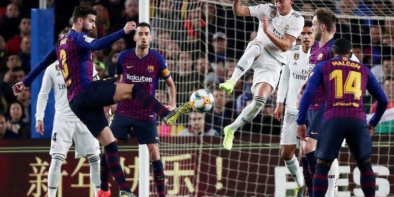 Реал Мадрид – Барселона. Прогноз на матч 27.02.2019