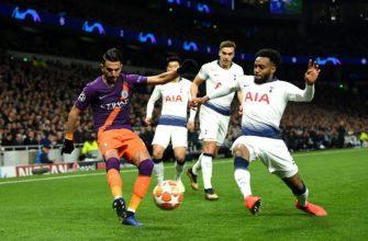 Манчестер Сити – Тоттенхэм. Бесплатный прогноз на матч 20.04.2019