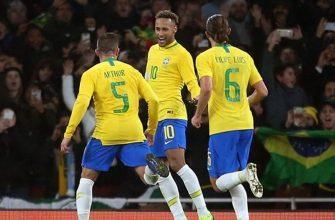 Бразилия – Панама. Прогноз на матч 23.03.2019