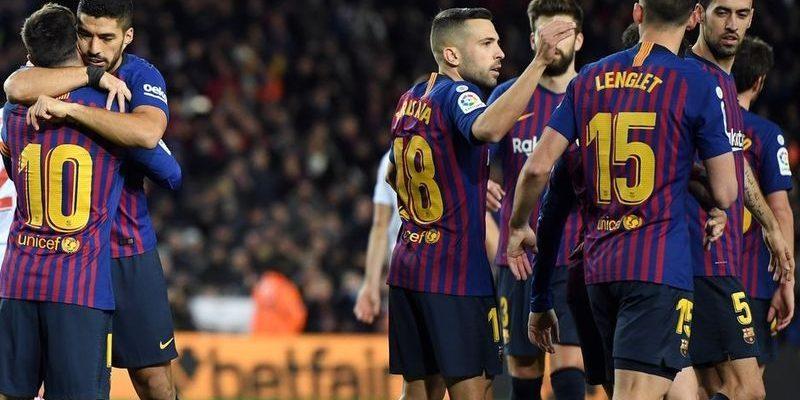 Барселона – Леганес. Прогноз на матч 20.01.2019