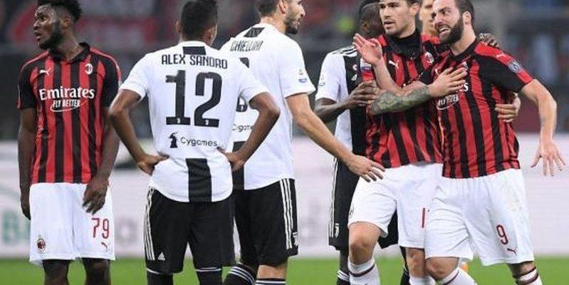 Ювентус – Милан. Прогноз на матч 16.01.2019