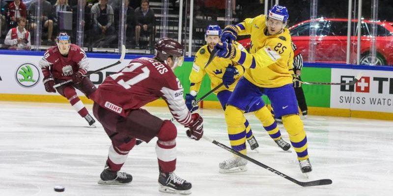 Швеция – Латвия. Бесплатный прогноз на матч 20.05.2019