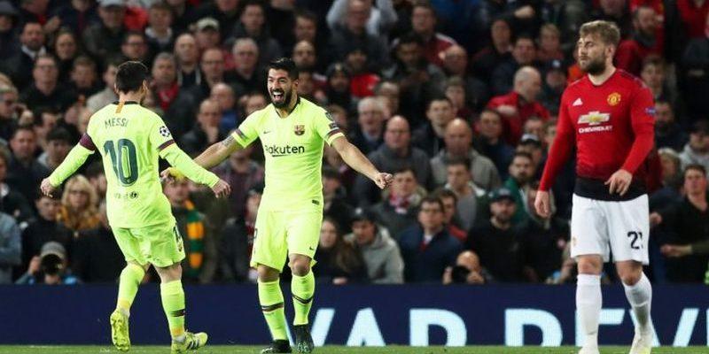 Барселона – Манчестер Юнайтед. Прогноз на матч 16.04.2019