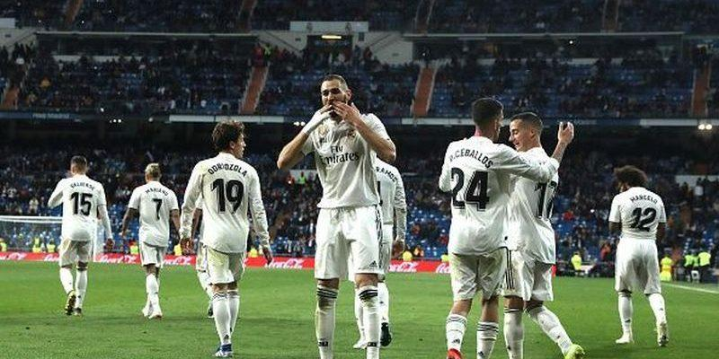 Реал Мадрид – Эйбар. Прогноз на матч 06.04.2019