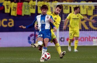Эспаньол – Вильярреал. Прогноз на матч 17.01.2019
