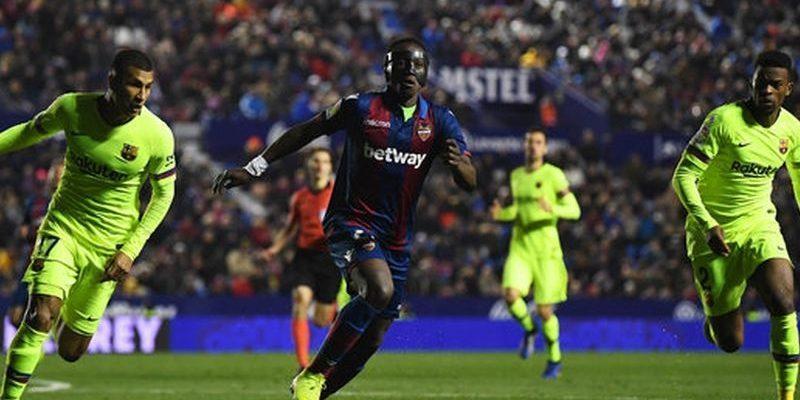 Барселона – Леванте. Прогноз на матч 17.01.2019