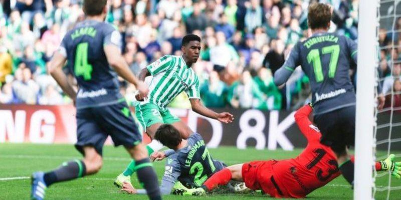 Бетис – Реал Сосьедад. Прогноз на матч 10.01.2019