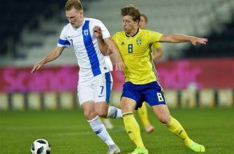 Швеция – Исландия. Прогноз на матч 11.01.2019