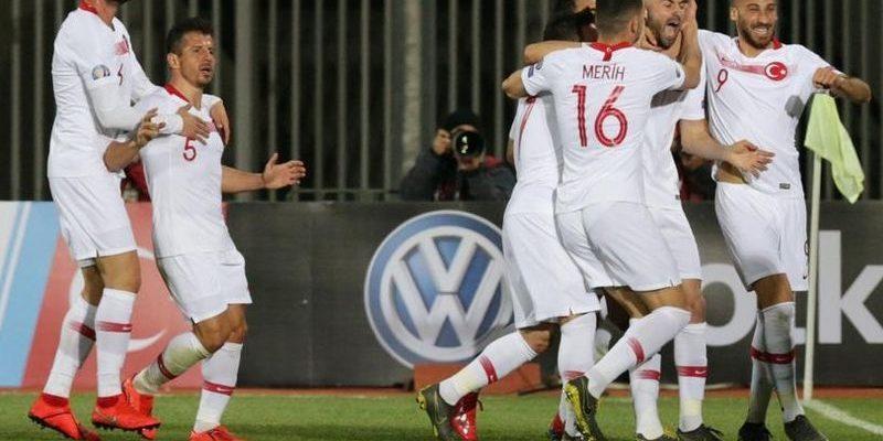 Турция – Молдова. Прогноз на матч 25.03.2019