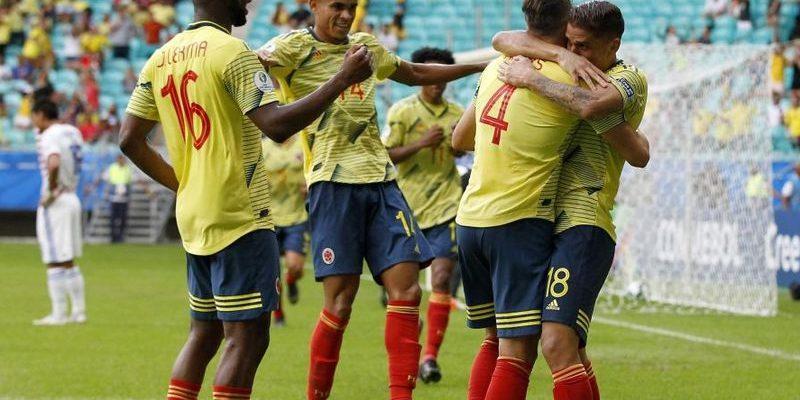 Колумбия – Чили. Прогноз на матч 29.06.2019