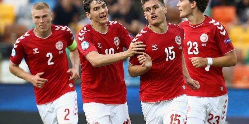 Дания U21 – Сербия U21. Бесплатный прогноз на матч 23.06.2019