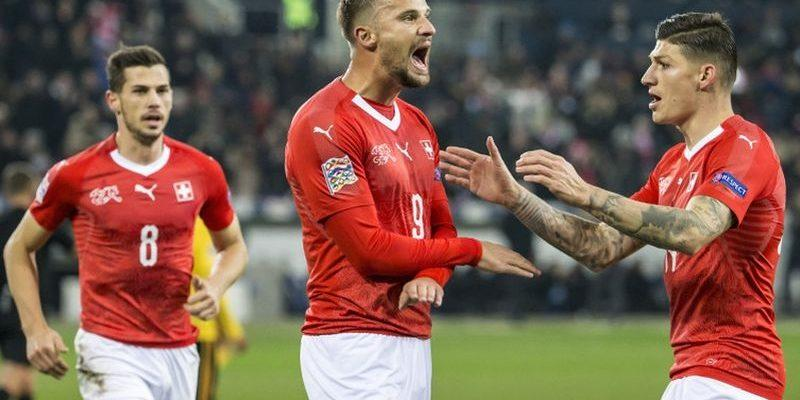 Грузия – Швейцария. Прогноз на матч 23.03.2019