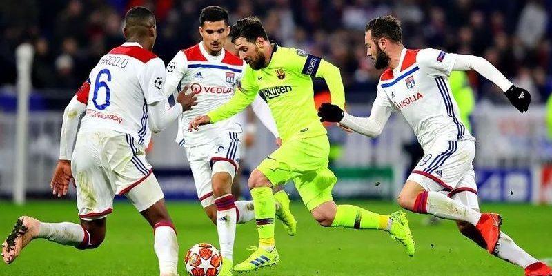 Барселона – Лион. Прогноз на матч 13.03.2019