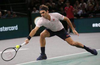 Роджер Федерер – Доминик Тим. Бесплатный прогноз на поединок 13.11.2018