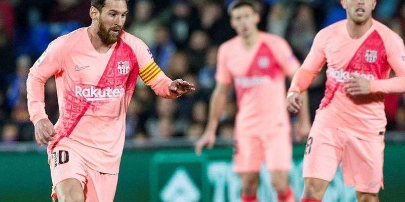 Леванте – Барселона. Бесплатный прогноз на матч 10.01.2019