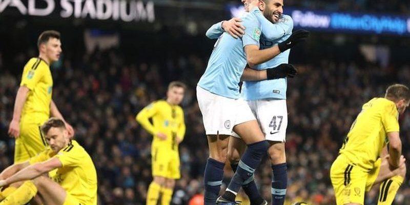 Бертон Альбион – Манчестер Сити. Прогноз на матч 23.01.2019