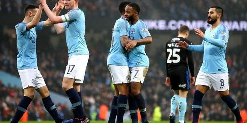 Манчестер Сити – Бертон Альбион. Прогноз на матч 09.01.2019