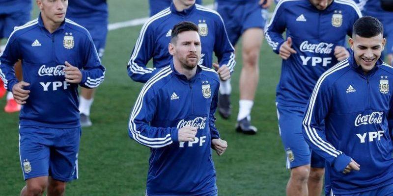 Аргентина – Венесуэла. Прогноз на матч 22.03.2019