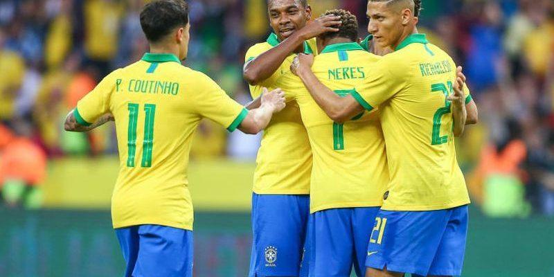 Бразилия – Венесуэла. Прогноз на матч 19.06.2019