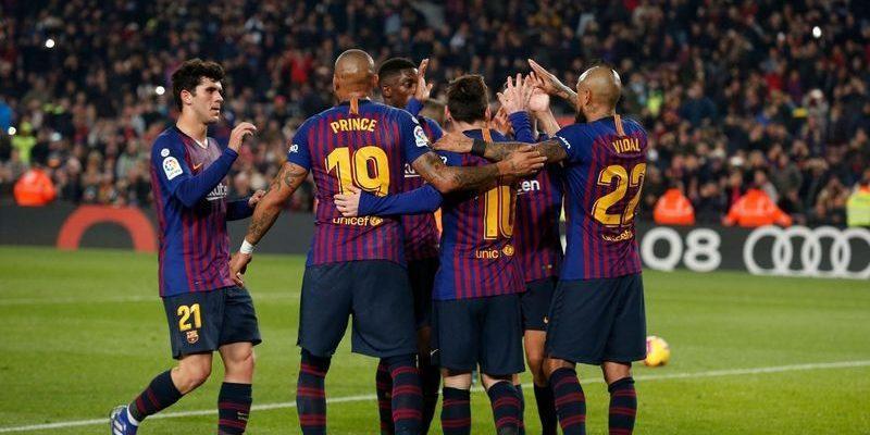 Севилья – Барселона. Бесплатный прогноз на матч 23.02.2019