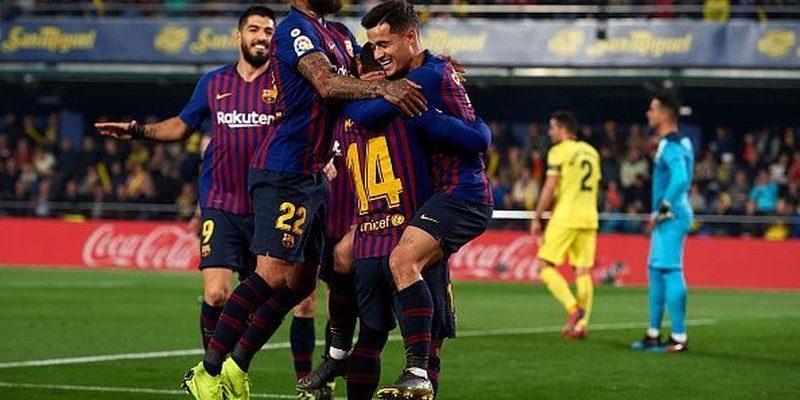 Манчестер Юнайтед – Барселона. Прогноз на матч 10.04.2019