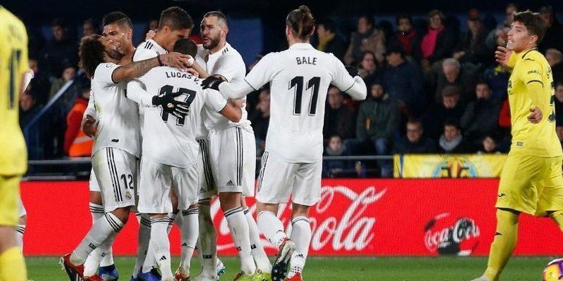 Реал Мадрид – Реал Сосьедад. Прогноз на матч 06.01.2019