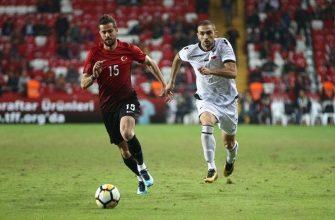 Албания – Турция. Бесплатный прогноз на матч 22.03.2019