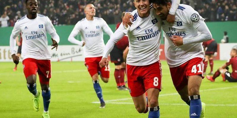 Гамбург – Динамо Дрезден. Прогноз на матч 11.02.2019