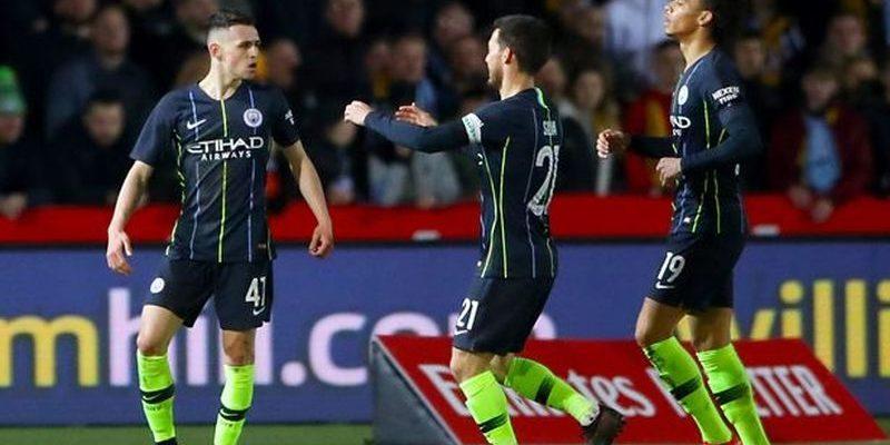 Шальке – Манчестер Сити. Прогноз на матч 20.02.2019
