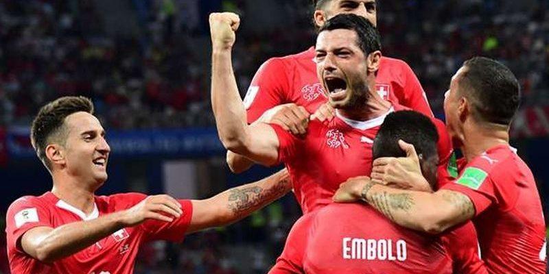 Швейцария – Дания. Бесплатный прогноз на матч 26.03.2019