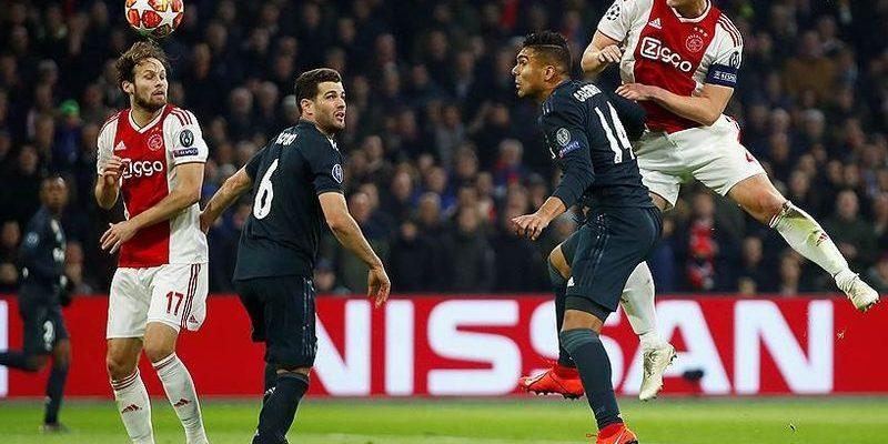 Реал Мадрид – Аякс. Бесплатный прогноз на матч 05.03.2019