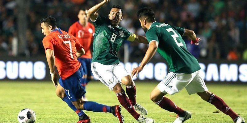 Мексика – Чили. Прогноз на матч 23.03.2019