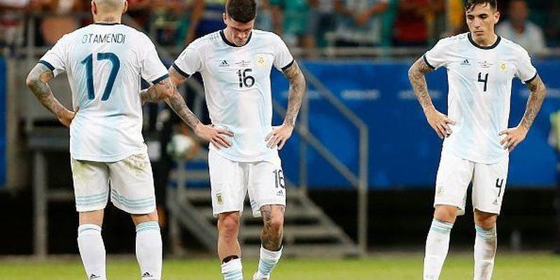 Аргентина – Парагвай. Прогноз на матч 20.06.2019