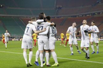 Интер – Сассуоло. Бесплатный прогноз на матч 19.01.2019