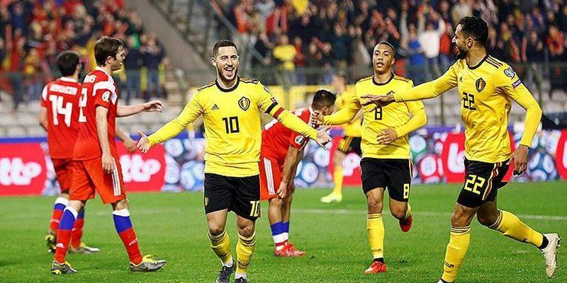 Бельгия – Шотландия. Прогноз на матч 11.06.2019