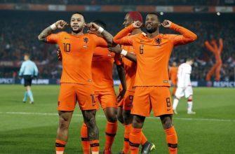 Нидерланды – Германия. Прогноз на матч 24.03.2019
