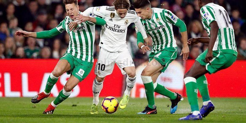 Реал Мадрид - Бетис. Прогноз на матч 19.05.2019