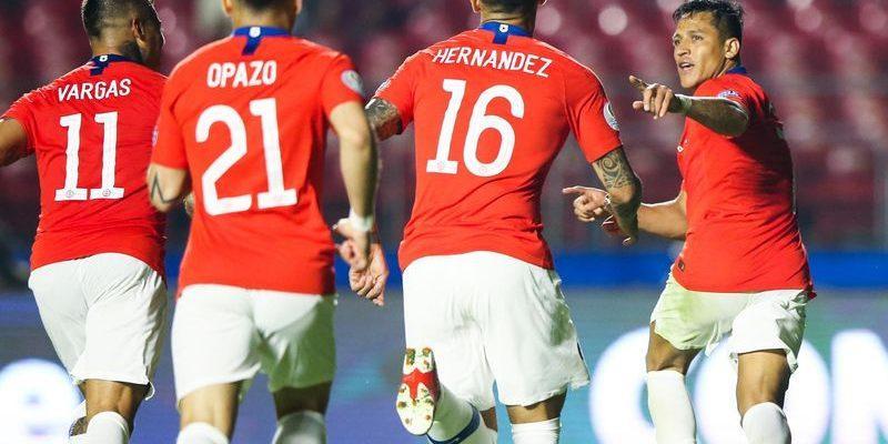Эквадор – Чили. Прогноз на матч 22.06.2019