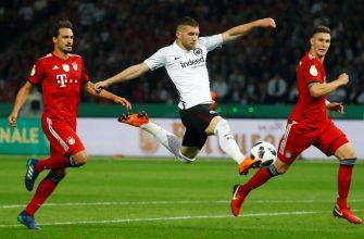 Бавария - Айнтрахт. Бесплатный прогноз на матч 18.05.2019