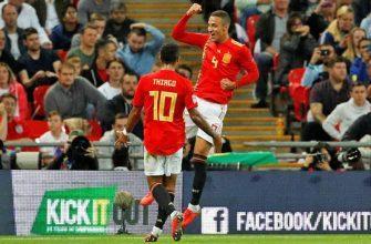 Испания – Норвегия. Прогноз на матч 23.03.2019