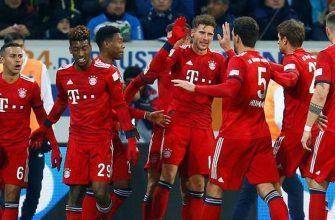Бавария – Ганновер. Прогноз на матч 04.05.2019