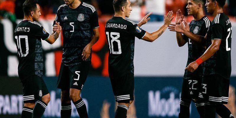 Мартиника – Мексика. Бесплатный прогноз на матч 24.06.2019
