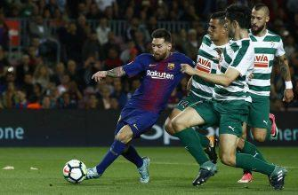 Эйбар - Барселона. Прогноз на матч 19.05.2019