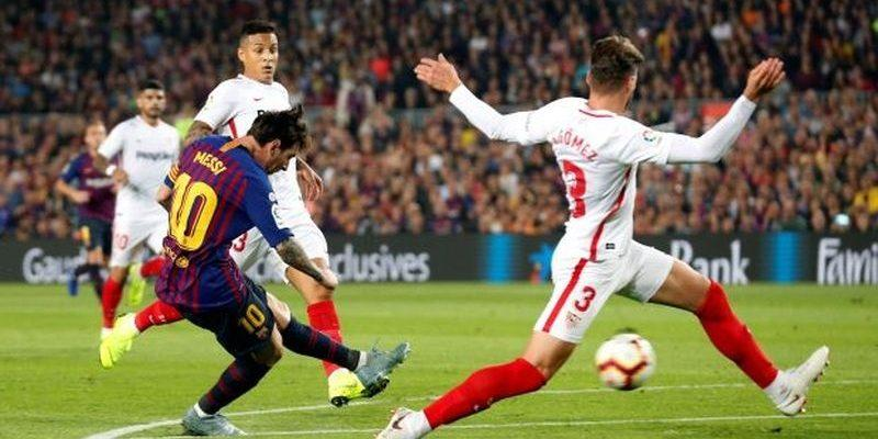 Севилья – Барселона. Прогноз на матч 23.01.2019