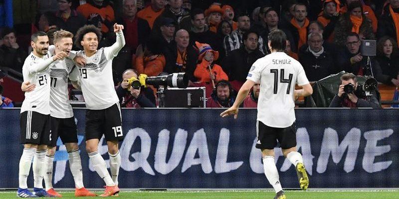 Германия – Эстония. Бесплатный прогноз на матч 11.06.2019