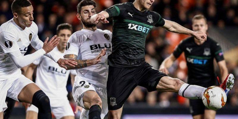 Краснодар – Валенсия. Прогноз на матч 14.03.2019