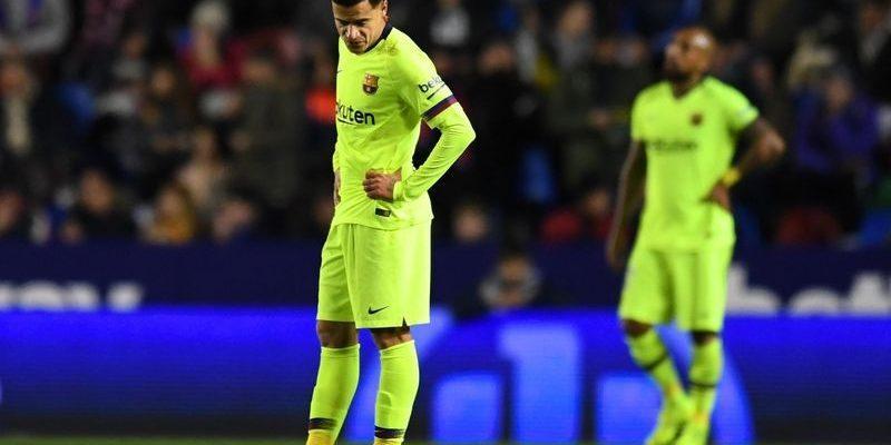 Барселона – Эйбар. Прогноз на матч 13.01.2019