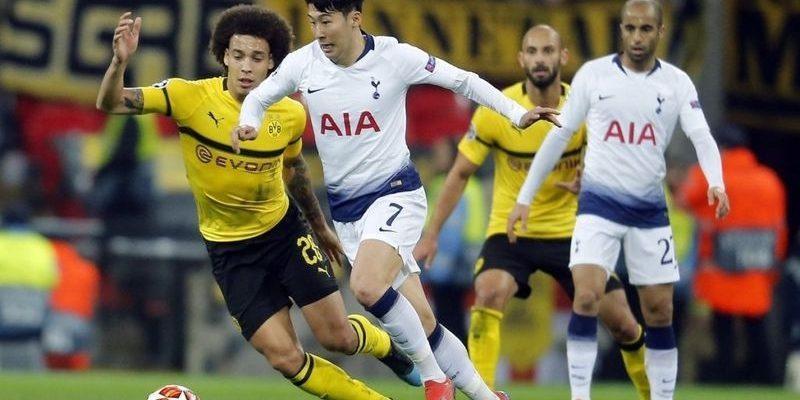 Боруссия Дортмунд – Тоттенхэм. Прогноз на матч 05.03.2019