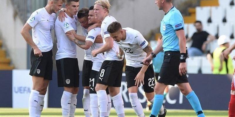 Дания U21 – Австрия U21. Прогноз на матч 20.06.2019
